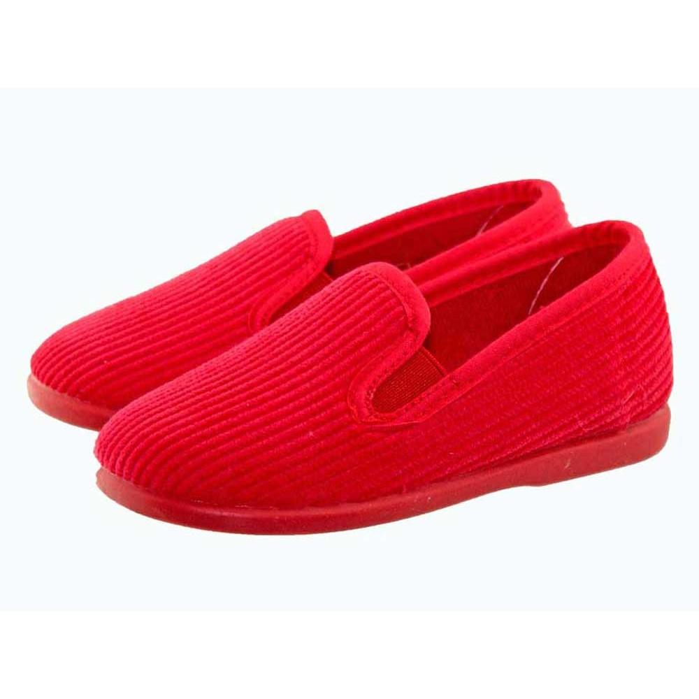 Zapatillas de estar por casa pana ni o ni a minishoes - Zapatillas de estar en casa de nina ...