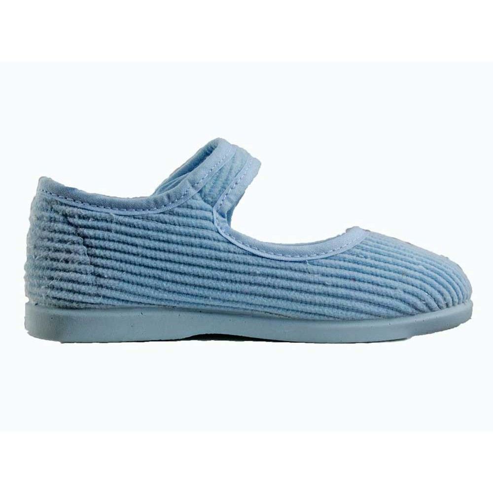 00a79846 Zapatillas Casa niña | Minishoes | Zapatillas casa pana niñas