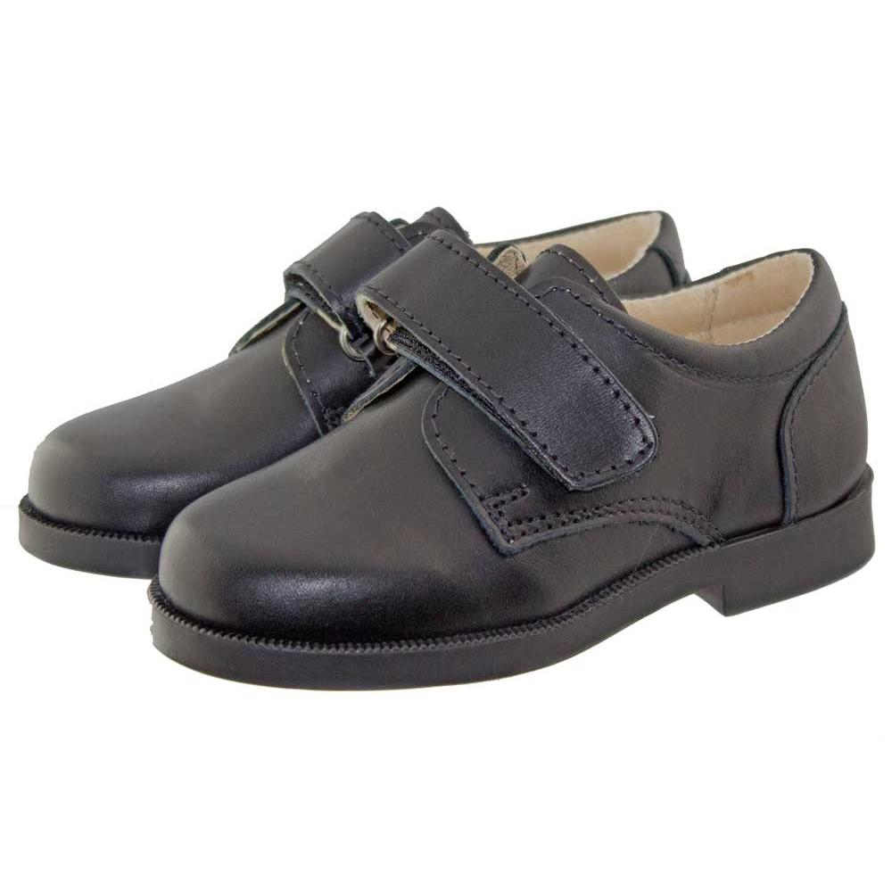 8527112d3 Zapatos colegiales Niño Azul Marino. Zapatos colegiales Niño Negro