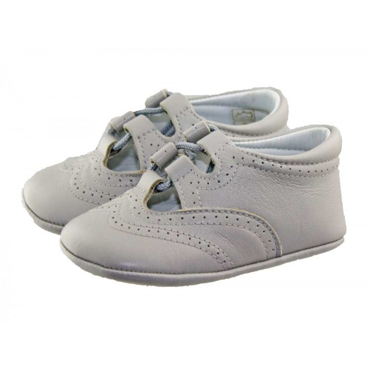bbad04184e157 Zapatos Inglesitos Bebé Piel
