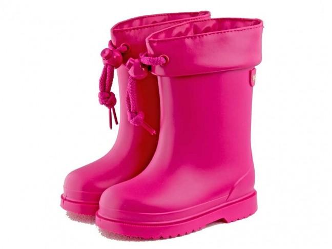 Botas de agua chufo  rosas