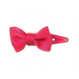 Ranita Niñas con lazo de 3 cm rosa