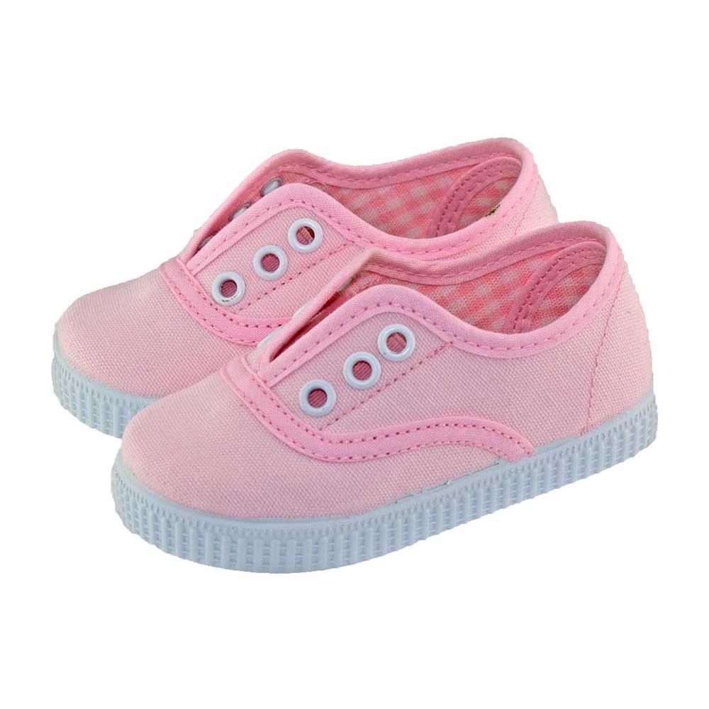 7f5634b0 Zapatillas Bambas lona Niños | Minishoes |Bambas niños baratas