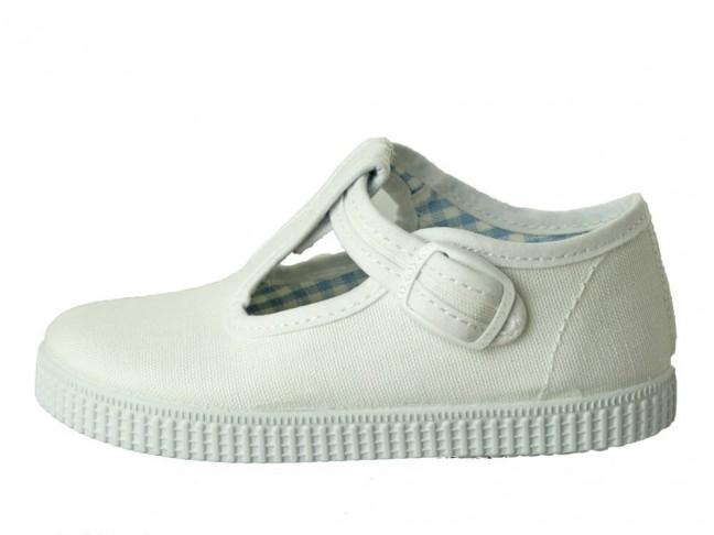 Zapatos Pepitos lona niños Tenis piedra
