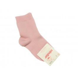 Calcetines niños Condor bajos rosa viejo