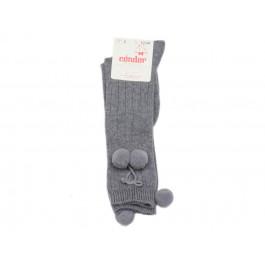 Calcetines niños Condor Borlones gris claro