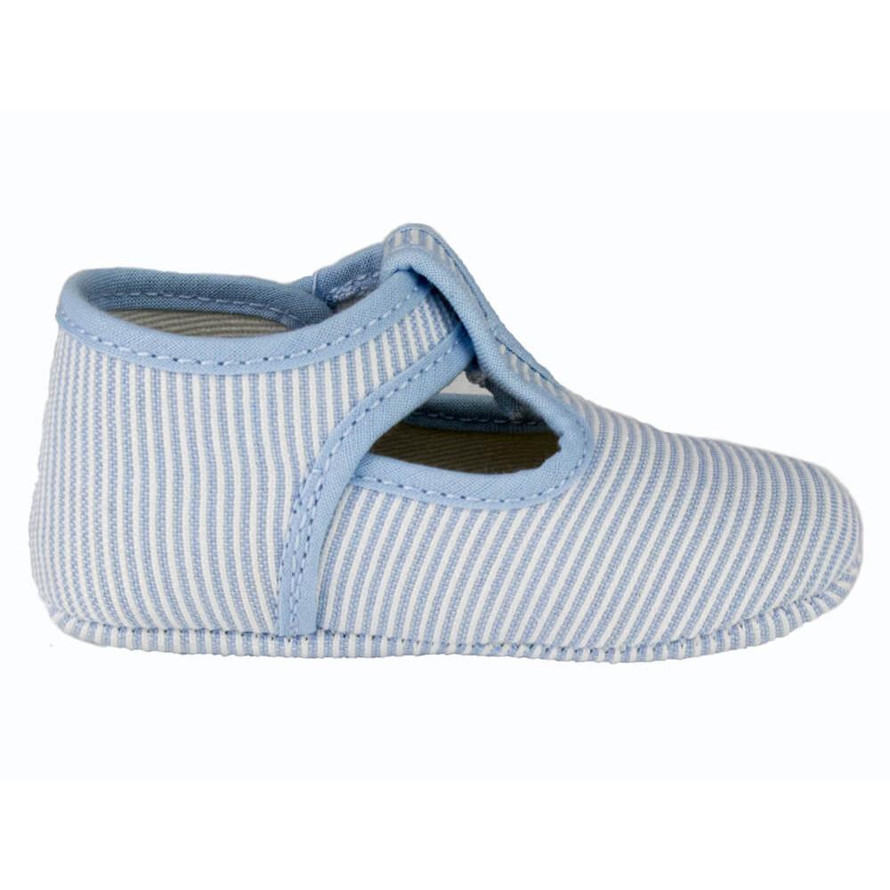 94c8363d Zapatos pepitos de bebe lona | Zapatos pepitos niño | Minishoes