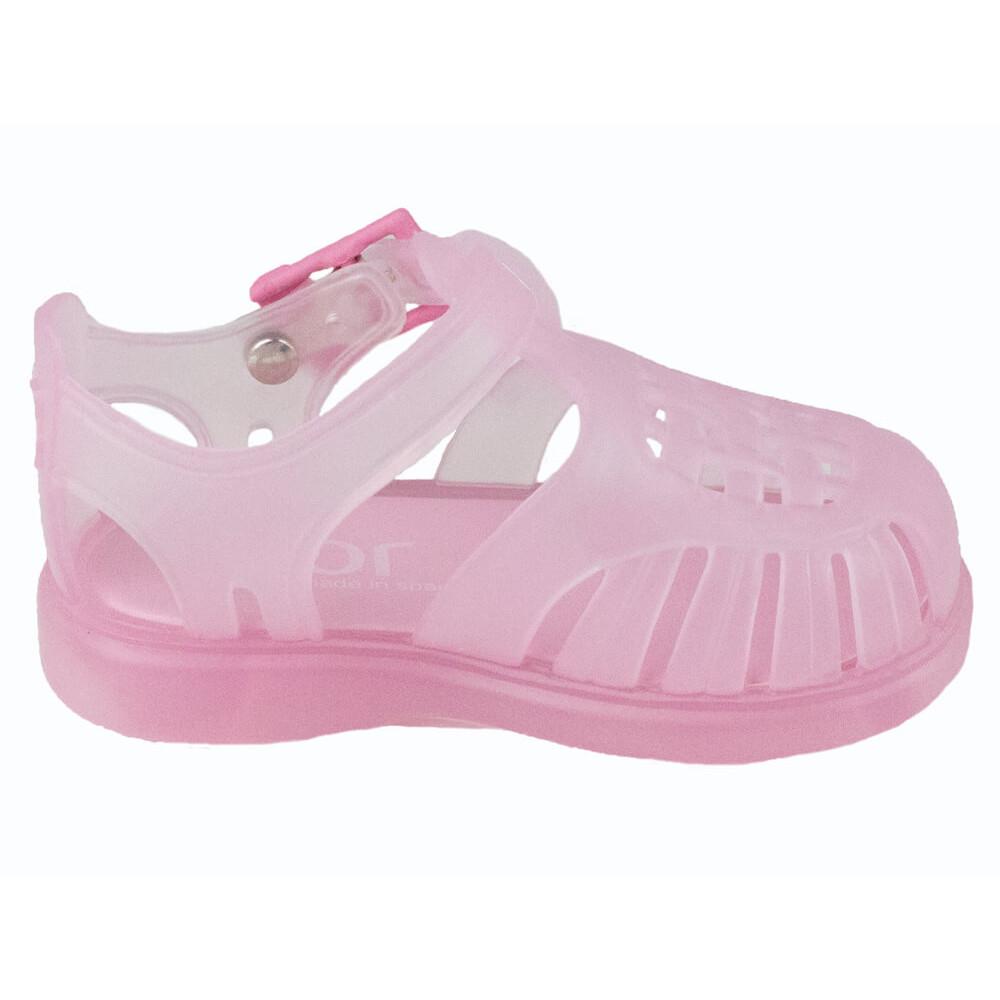 2f70f3506 Cangrejeras niña niño rosa claro