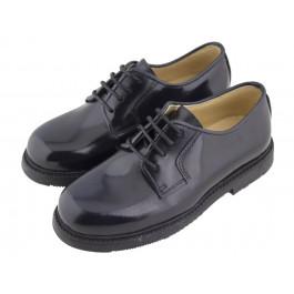8609e6d05 Zapatos colegiales cordones niño niña