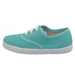 Zapatillas lona Bambas ECO verdes