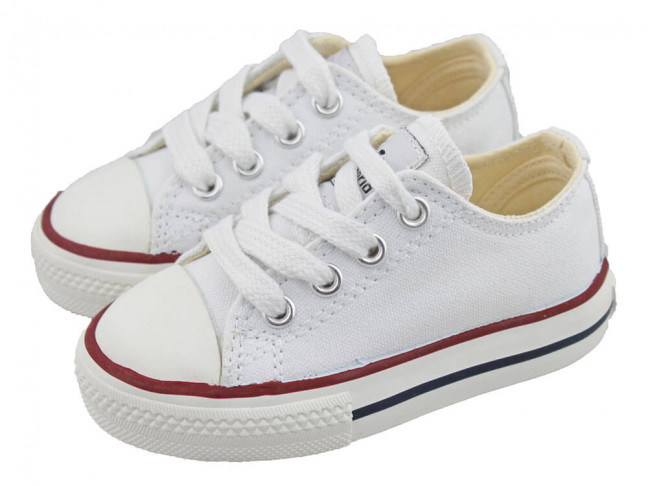 Zapatillas lona niño niña Victoria