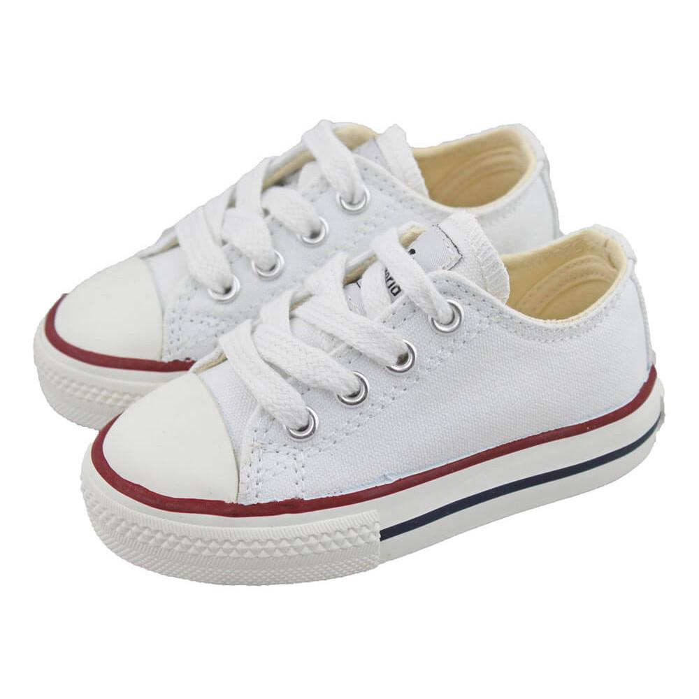 zapatillas tipo converse niño velcro