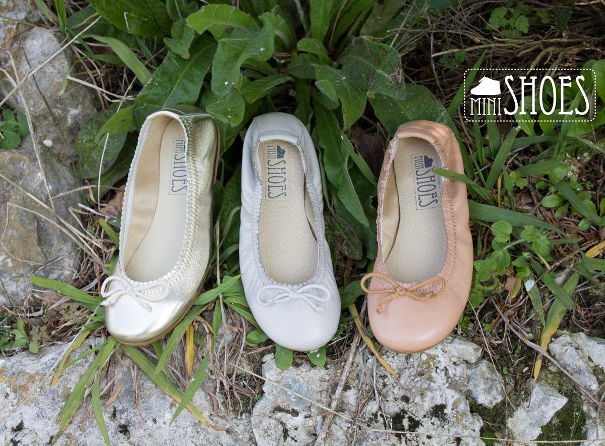 calzado infantil de comunion