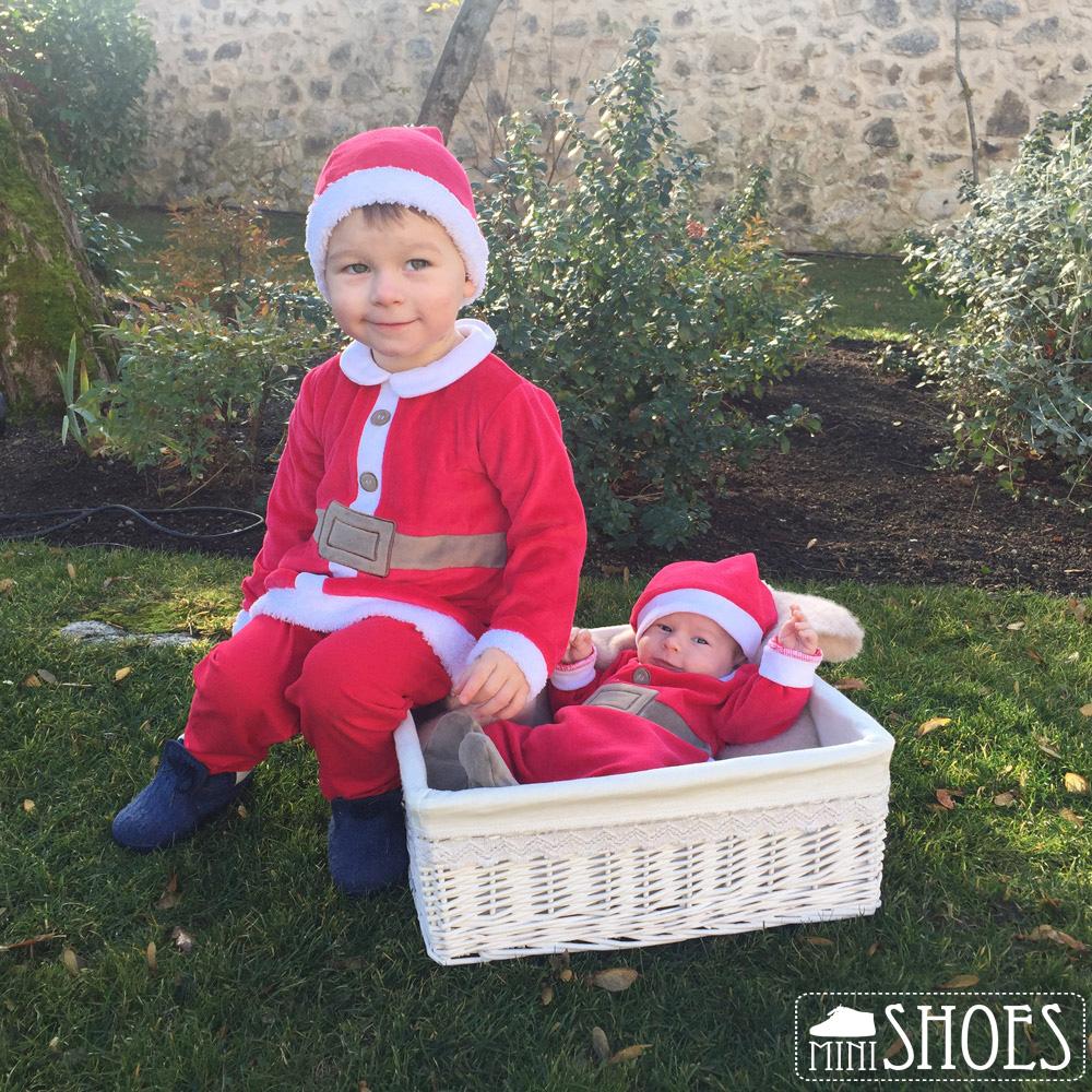 calzado infantil Navidad