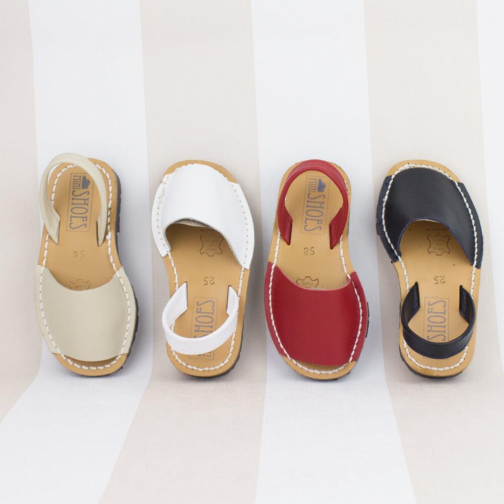 Sandales pour fille et garçon
