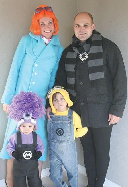 disfraces de niños para carnavales