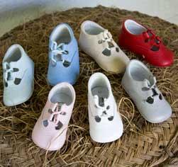 Zapatos inglesitos bebe