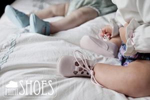 Pepitos e inglesitos para bebés