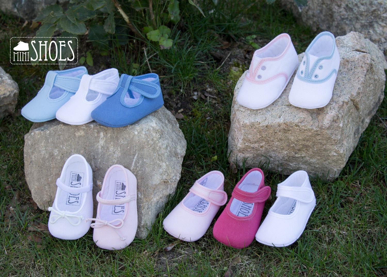 Zapatos para bebes de todos los tipos: inglesitos, badanitas, merceditas
