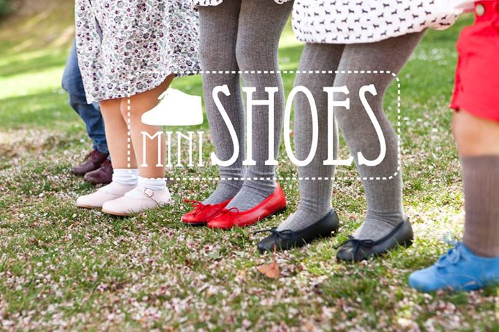 Zapatos minishoes niñas